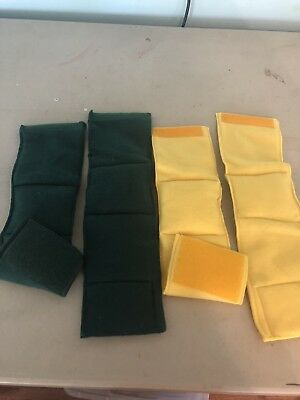 4-male Dog Belly Bands Size Large 16-18 Waist. No Inserts. Leak Proof. New Years