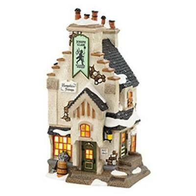 Department 56 (NEW) Dickens Village Hampshire Sweeps #4036509
