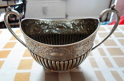 Silver Plated 2 Handled Bowl