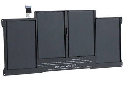 """Battery For Apple MacBook Air 13"""" Inch A1496 Mid 2013, Early 2014 - Air 6,2"""