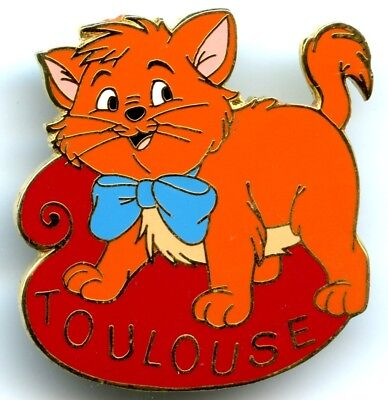 Walt Disney Aristocats Toulouse Marie Duchess Omalley Cat Plush 11