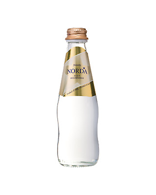 Norda Sparkling Mineral Water 250mL Other Drinks case of 24