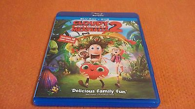 Cloudy with a Chance of Meatballs 2 (Blu-ray/DVD )