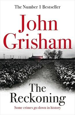 The reckoning by John Grisham (Hardback) Highly Rated eBay Seller, Great Prices