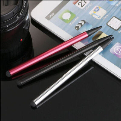 3x Thin Universal Capacitive Stylus Touchscreen Pen For ALL Mobile Phones Tablet