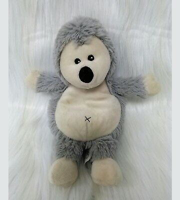 "9"" Intelex Warmies Cozy Plush Heatable Lavender Scented Stuffed Toy B350"