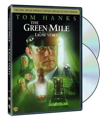 The Green Mile, Special Edition, Bilingual, DVD (New Sealed)