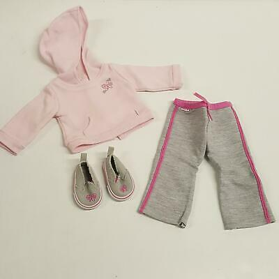 American Girl Doll  Petal Hoodie Outfit Just Like You (A05-02)