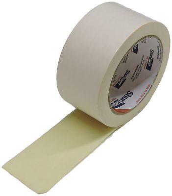 """2"""" Double Sided Duct Tape Anti Slip Cloth Carpet Rug Secure Removable 20yd"""