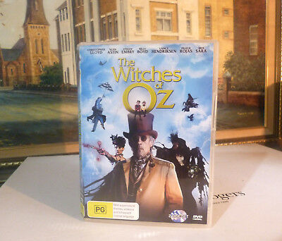 Dorothy and The Witches Of OZ  2-DVD Set (R4)