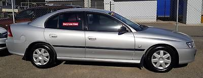 77,756 LOW KMS Holden  Auto RWC Automatic Sedan Commodore Executive
