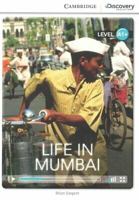 Life in Mumbai High Beginning Book with Online Access by Brian Sargent (Mixed...