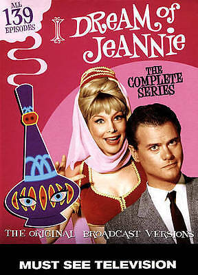 I Dream of Jeannie: The Complete Series Boxset DVD, 2015, 12-Disc Set