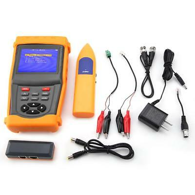 "SML-INS Protable 3.5"" LCD Display Multifunctional Monitoring Network CCTV Tester"