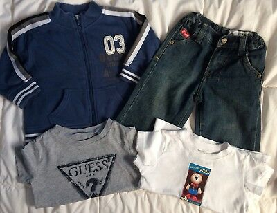 Fred Bare, Ouch  & Guess - Boys Size 1 clothing