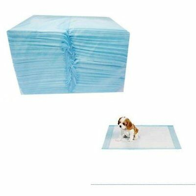 100 30x30 Dog Puppy Pet Housebreaking Wee Wee Training Pee Potty Pads Underpads