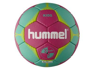 Handball Kinder Hummel KIDS Blau Grün Mint  Kinderhandball TOP Preis