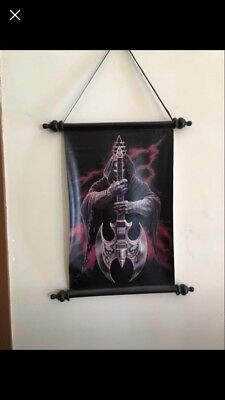 Anne Stokes Rock Of God Scroll