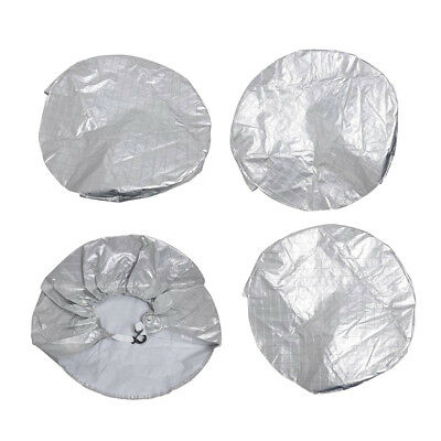 """Spare Tyre Wheel Cover Fits 29 """"/74 cm RV, Camper, Trailer, Car Universal"""