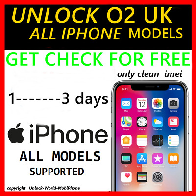 unlock iphones o2 uk tesco clean cheap price and fast service 1-----3 days