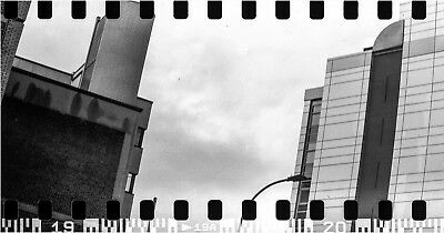Specialist black and white film developing  (35mm, 120, 127)