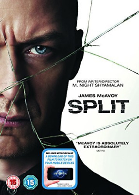 Split DVD NEW