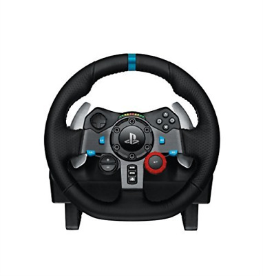 Acc Ps4-Logitech G29 Driving Force Racing Wheel & Pedals - For Ps3/ps4  Game New