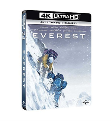 Everest (Blu-Ray 4K Ultra Hd+Blu-Ray) - (Italian Import) BLU-RAY NEW