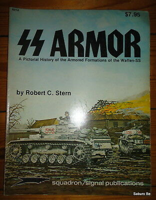 XX ARMOR a PIctorial History of the Armored Formations of the Waffen SS Stern