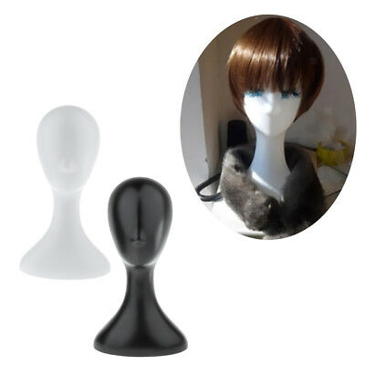"16"" Mannequin Manikin Head Model for Wig Hat Necklace Scarf Jewelry Display"