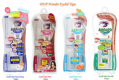 D.UP Wonder Eyelid Tape NEW ! 100% Authentic Made in Japan