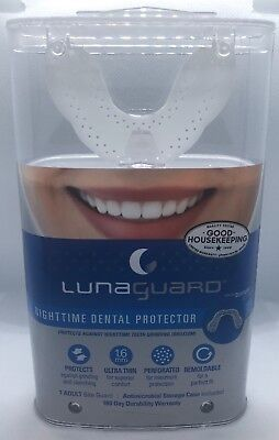 LunaGuard Nighttime Dental Guard Protector Ultra Thin Adult