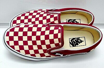 d35cec008cc7 CLASSIC SLIP-ON (CHECKERBOARD) Dry Rose VN-0A38F7U7A Women s size  10.5