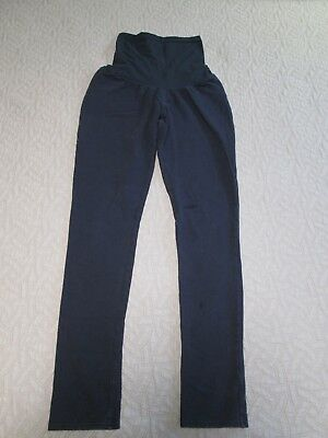 Motherhood Maternity Navy Blue Leggings Size M