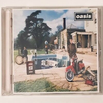 Oasis - Be Here Now [Audio CD] (1997)