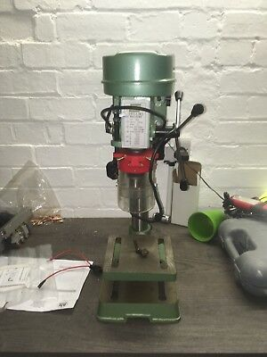Kinzo Bench Mounted Pillar Drill
