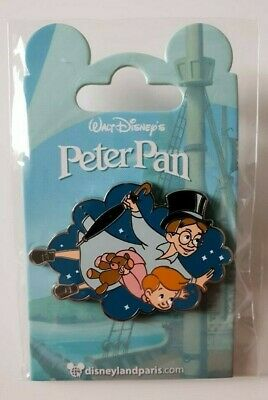 DISNEY BOOSTER SET Pins Disneyland Paris PETER PAN Pin's !!!!