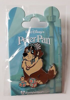 Pins Disneyland Paris Collection PETER PAN NANA Pin's !!!