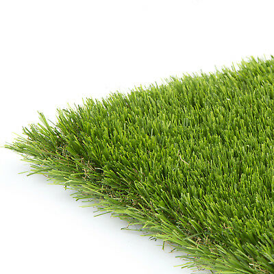 Venice 40mm Artificial Grass Lawn Fake Realistic Green Garden Quality Astro turf