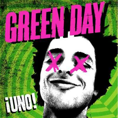 New:  GREEN DAY - Uno [Explicit] CD