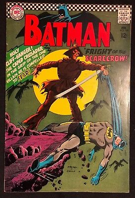 Batman #189 1967 Very Fine Condition