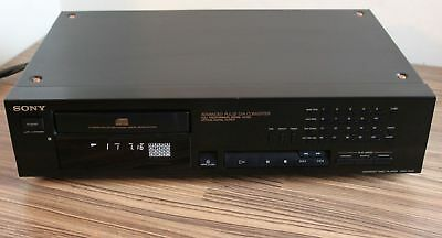 Sony CDP-761E Compact Disc Player (1995)