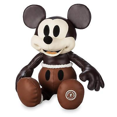 Disney Store Mickey Memories April Limited Plush New with Tags with Defects