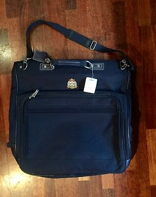 Vintage Tosca Travel Heavy Duty Suit Garment Bag Water resistant Never Used