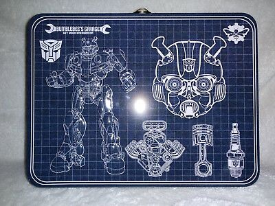 Transformers: Bumblebee Lunch Box