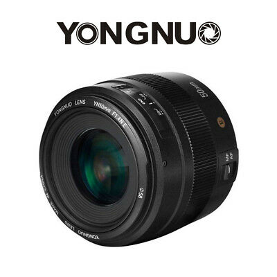 YONGNUO YN50mm F1.4N E Standard Prime Lens AF/MF mode for Nikon Camera
