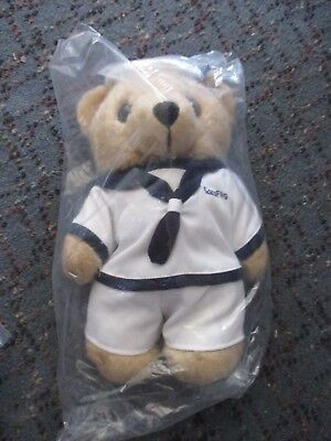 "NRMA Careflight Bears ""TIM"" - Sailor Bear With Tag - Collectible - New"