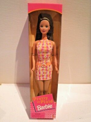 1998 Pretty In Plaid Barbie - Fashion Avenue Collection - Mnrfb
