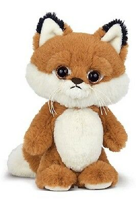 "8"" Adorable Plush  Red Fox   #310505 Bearington-Collection"