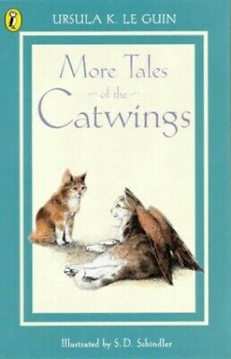 More Tales of the Catwings by Le Guin, Ursula K. Paperback Book The Cheap Fast